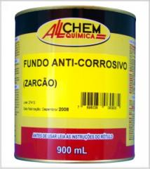 Fundo Anti-corrosivo (Zarcão)