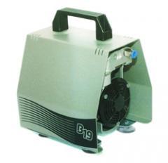 B-19 √Mini compressor ou bomba de vácuo de pistão