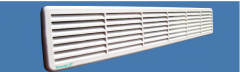 Grade Adesiva  - Grade de ventilação auto-adesiva