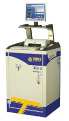 Alinhador computadorizado a laser digi 3