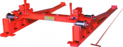 Rampa elevatória piezoelétrica - Rampa para