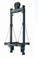 Sistema modular WCF - são projetados para limites
