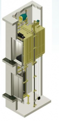 Linha MRL W - A nova gama de ascensores completos