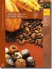 Cacau & Produtos de Chocolate