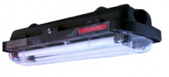 Ip 65 - Luminária para lâmpada fluorescente