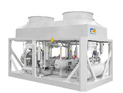 Compressores  HF 75-2 - Motor elétrico.