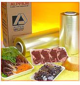 Linha PVC esticável - Standard e um filme de PVC