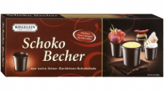 Copos de Chocolate Puro