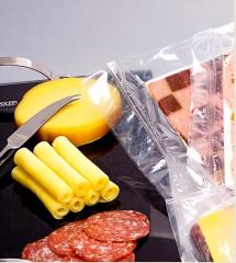 Vacuofix - uma linha de embalagens plásticas