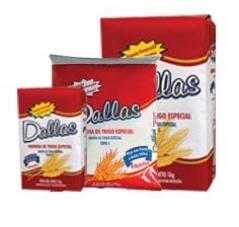 Farinha de Trigo Especial Dallas Doméstica