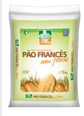 Pré Massa - Pão Francês com Fibras