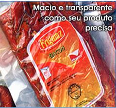 Full Vac é uma linha de embalagem plástica