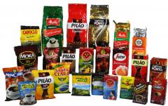 Embalagens de café - de alta qualidade, projetadas