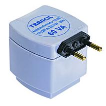 Autotransformador TN  - utilizado na adaptação de