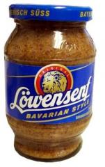 Mostarda Alemã Löwensenf Bavarian Style