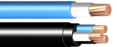 Cabos de potência NBR 7286 -  com isolação sólida