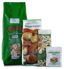 Giacomini: Funghi Secchi e Açafrão