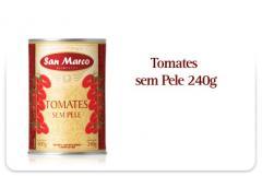 Tomates sem Pele