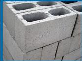 Bloco de concreto - oferecemos blocos para