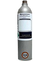 Cilindros Descartáveis de Alumínio (112 litros).