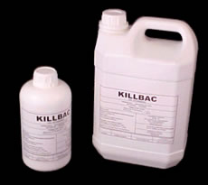 Killbac (Digluconato de Clorhexidina) 20%
