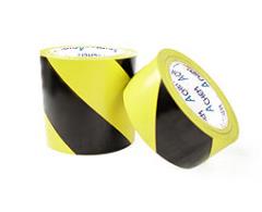 Fita achem – PVC fitas de demarcação - utilizada
