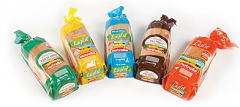 Embalagens para alimentos monocamada - as