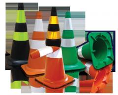 Cones Flexíveis Conforme a  Norma NBR 15.071