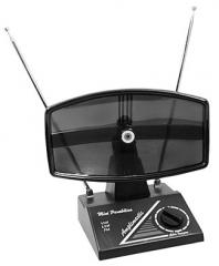 Antena Interna VHF/UHF/FM Papola