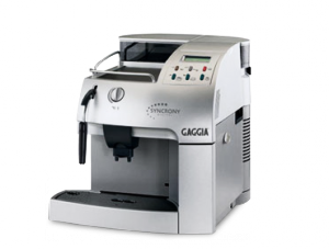 Máquina para Café Superautomática Stratos/Syncrony