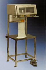 Máquinas seladoras - desenvolvida especialmente