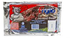 Jerked Beef - é um produto muito semelhante a