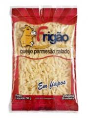 Queijo Parmesão - queijo de textura mais dura,