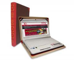 Case para laptop - Livro