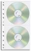 Refil Porta CDs Duplo Fur.Universal