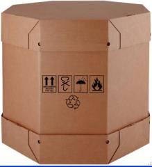 Contêiner Reciclável   -  1.000 litros é produzido