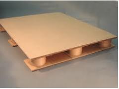 Palete de papelao - embalagens para grandes pesos