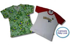Camisetas Baby Look