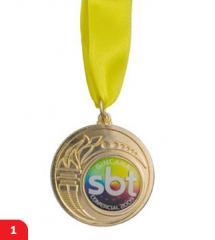 Medalhas de linha