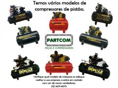 Compressores de Pistão