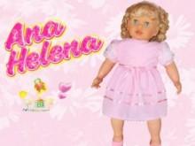 Bonecas e bonecos Ana Helena