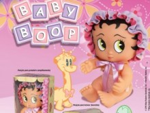 Boneca Baby Boop