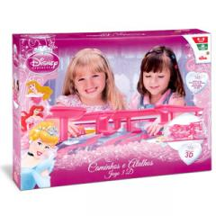 Caminhos & Atalhos Jd 3D Princesas
