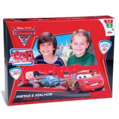 Pista s & Atalhos Jd 3D Carros 2