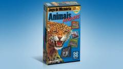 Memória Animais Ferozes