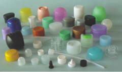 Injetados -  a Globalpack produz tampas plásticas