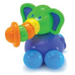 Elefante com Fricção
