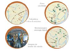 Sistema de monitoramento e rastreamento de