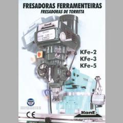 Máquina Fresadora KFe-2