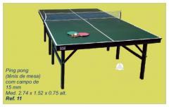 Ping pong (tênis de mesa)